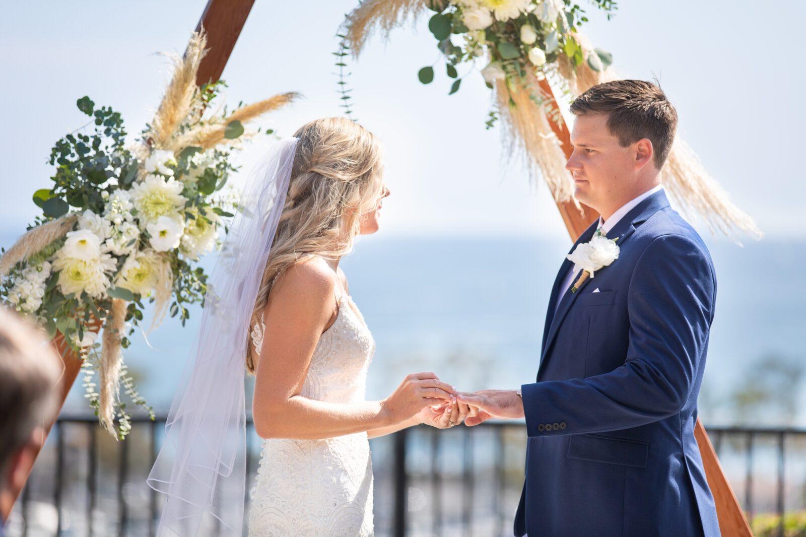 Dana Point Lantern Bay Park Compass Wedding