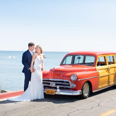 Doheny Classic Woody Wedding